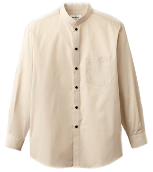 654578e061702f ベージュ色の無地ワイシャツ、カッターシャツを通販 | 制服道場
