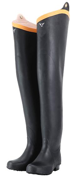 太ももまで長い日本製の超ロング長靴NB021を通販 | 長靴なら制服道場