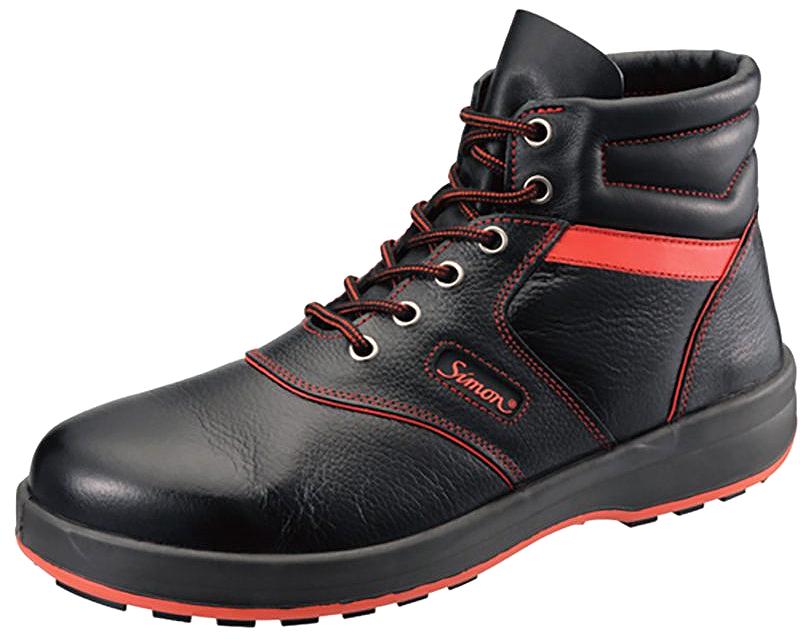 3層構造底のシモン安全靴 ロングライフデザイン賞受賞の安全靴