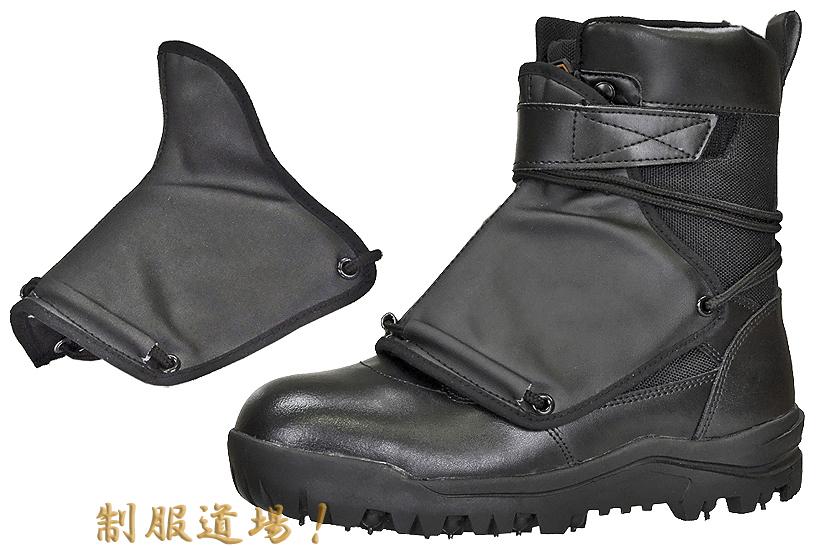 木材作業用ブーツ